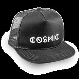 gorra cosmic negra